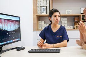 Read more about the article 數位化牙科療程,DSD微笑曲線設計,打造你的專屬笑容